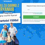 Ryanair - Bon 1500 PLN
