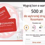 bon o wartości 500 zł