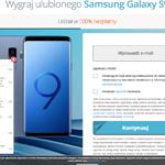 wygrana Samsung Galaxy S9
