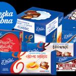 Zestaw słodyczy Wedel