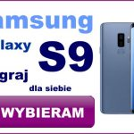 Twoja wygrana Samsung Galaxy S9