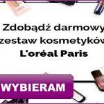 Wygraj zestaw kosmetyków L'Oreal