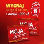bon biedronka 1000 zł