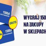 Konkurs Lidl bon 1500 zł